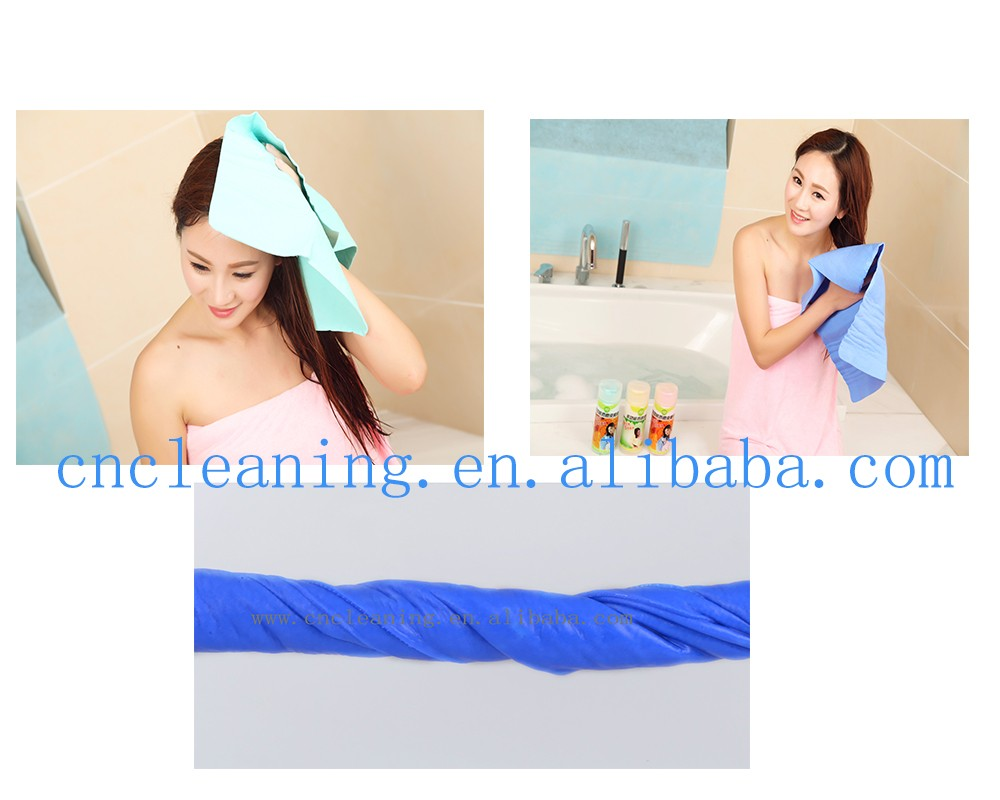 sport cleaning chamois cloth