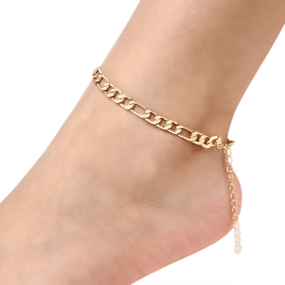 Fashion ankle chain foot jewelry anklet for Wholesale N80631