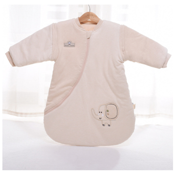 huge discount 81b93 4dc28 Zipper Onesie Infant Organic Cotton Baby Sleeping Bag, View Baby Sleeping  Bag, Glory Product Details from Zibo Glory Textile Co., Ltd. on Alibaba.com