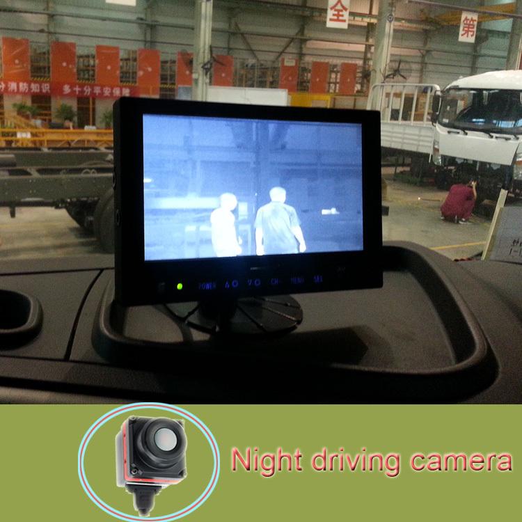 Ture Infrared Auto Mini Thermal Driver Assistant Mini