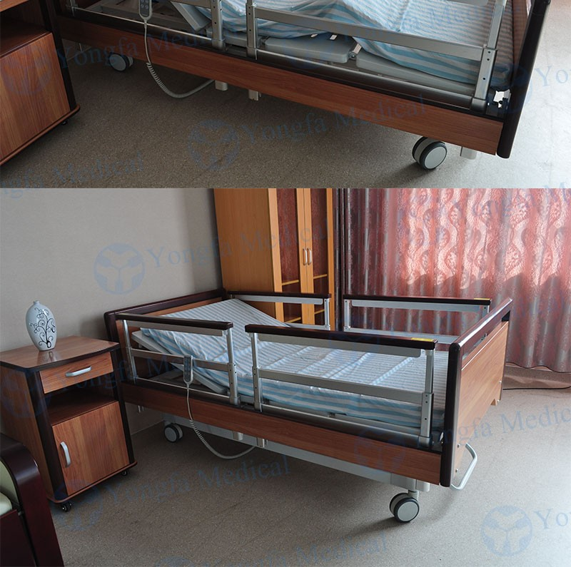 Factory Direct  VIP Hospital Electric Home Care Bed For Elder