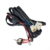 Custom auto car headlight switch wiring harness
