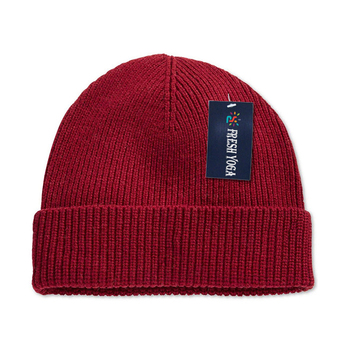 High quality 100% merino wool blank beanie mens skullie thermal wool bonnets cbd868e3abb