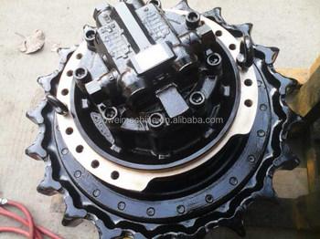 Hitachi ex300 ex300 3 9149690 hydraulic final drive travel for Hydraulic track drive motor