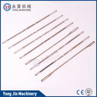 2016 raschel machine spare parts knitting needles
