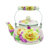 Factory wholesale enamel turkish coffee flower pot cheap kettle