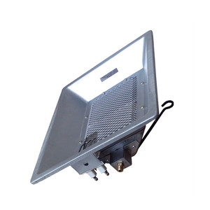 automatic ignition LPG infrared gas heater for poultry