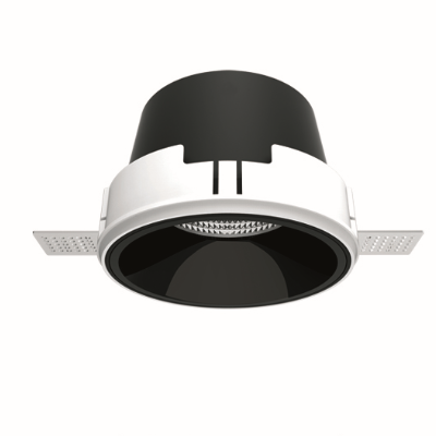 Plaster 8W 15W 20W COB Trimless Led Spotlight <strong>Downlight</strong>