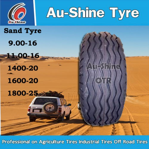 14.00-20 Bias OTR Tire for Sand and Loose Road