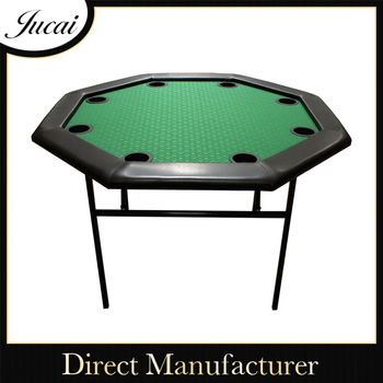 48inch Octagonal 8 Person Folding Poker Table