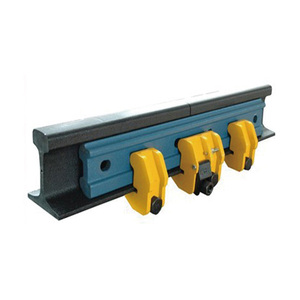 GWJ type rail joint non-porous clamping device railway spare parts small accessories