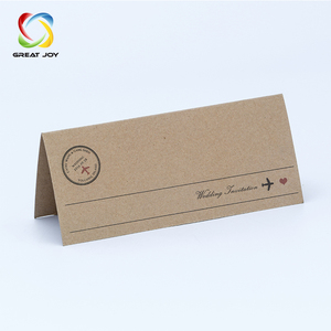 hand made invitation business visit card organizer printing design