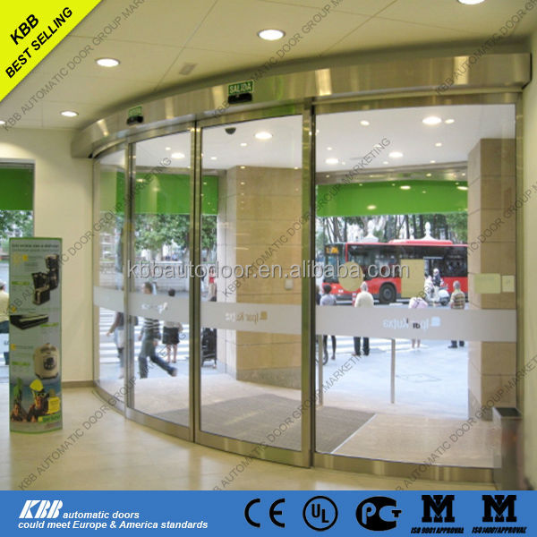 Curved Glass Sliding Door Curved Glass Sliding Door Suppliers And