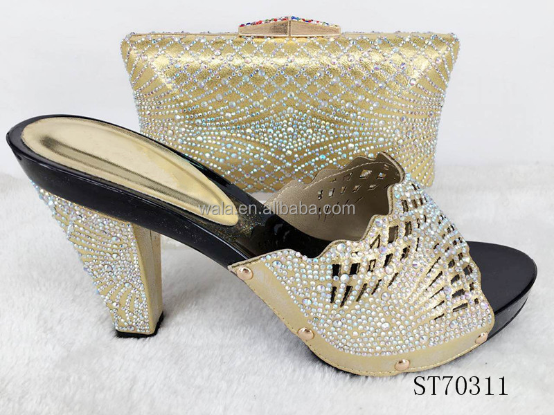 shoes matching rhinestone for peep sandal evening toe with style ST70311 italian bag purple and party LASEST wedding qzR04I