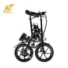 China new product portable 16inch folding electric mini bike bicycle, foldable ebike for sale