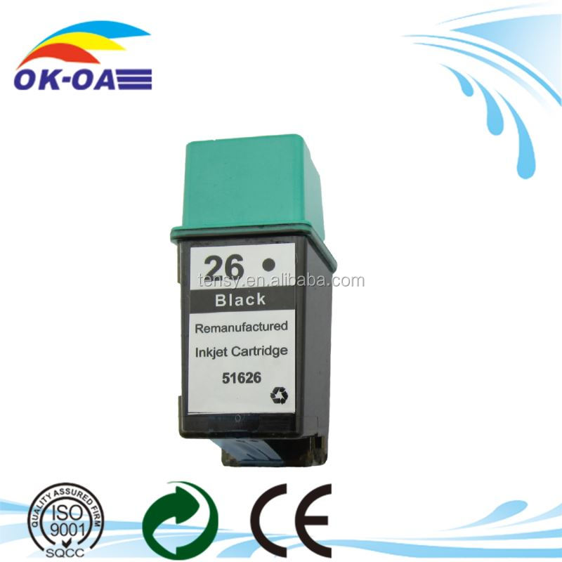 New brand compatible ink cartridges for HP26