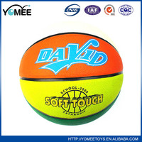 Good price new style brand Size 7 wholesale rubber basketball