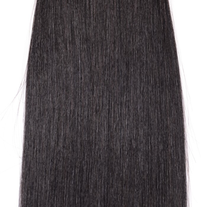 Rebecca Sleek 100 Indian Human Hair Weaving All In One Brazilian