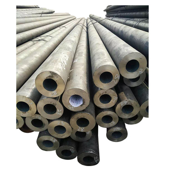 High quality ASTM A106 GR.B seamless carbon steel pipe