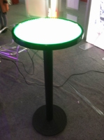Edgelight night club decor led bar table buy furniture from china