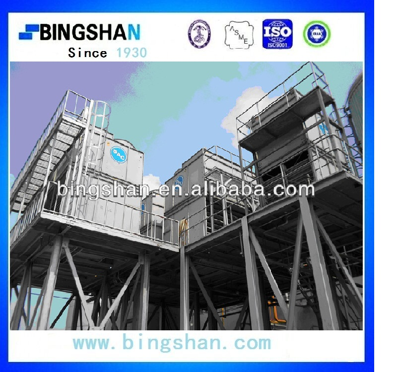 BINGSHAN Variable injection molding evaporative condenser