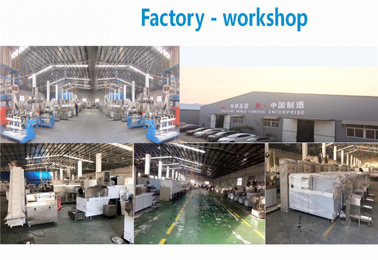 Multifunctional  Dog Food Cat Food Pet Chew Snack Food Production Line