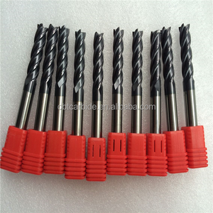 Skillful manufacturer solid carbide endmill guitar cutters