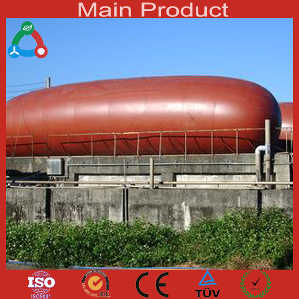 High Qaulity pvc Balloon to Storage Bio Gas or Natural Gas