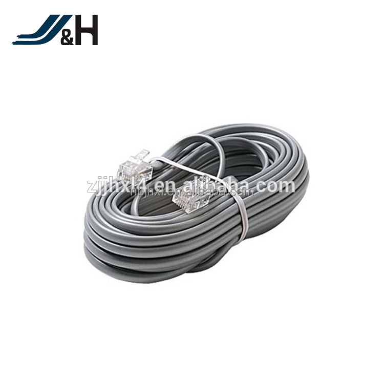 Rj11 Telephone Cable, Rj11 Telephone Cable Suppliers and ...