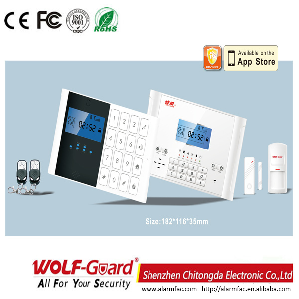 Buy Cheap China wired gsm alarm system Products, Find China wired ...