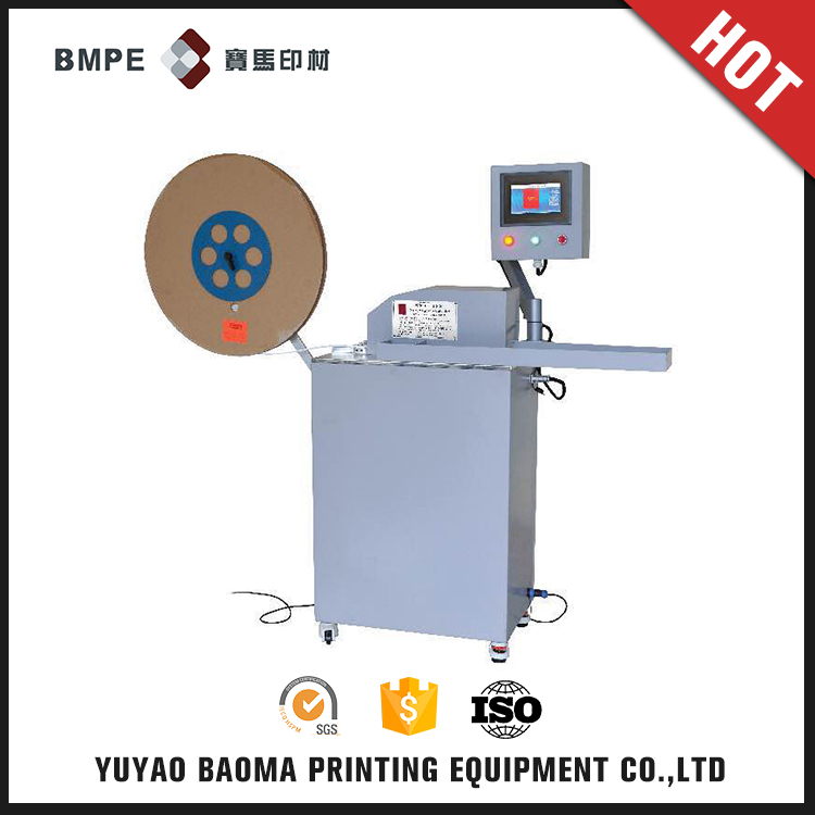 Best selling durable using double heads round corner cutting machine