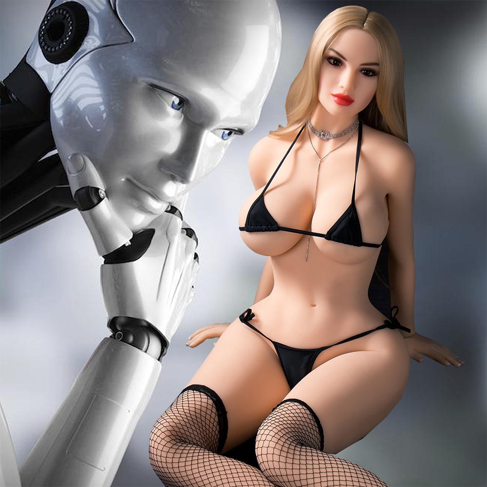 Inside an ai sex robot factory