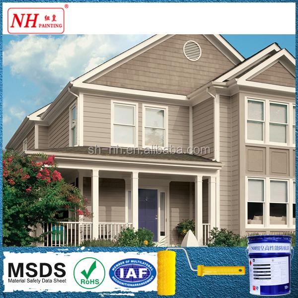 Miglior edificio per esterni casa suprema elastici in lattice esterno pittura murale per la casa - Miglior riscaldamento per casa ...