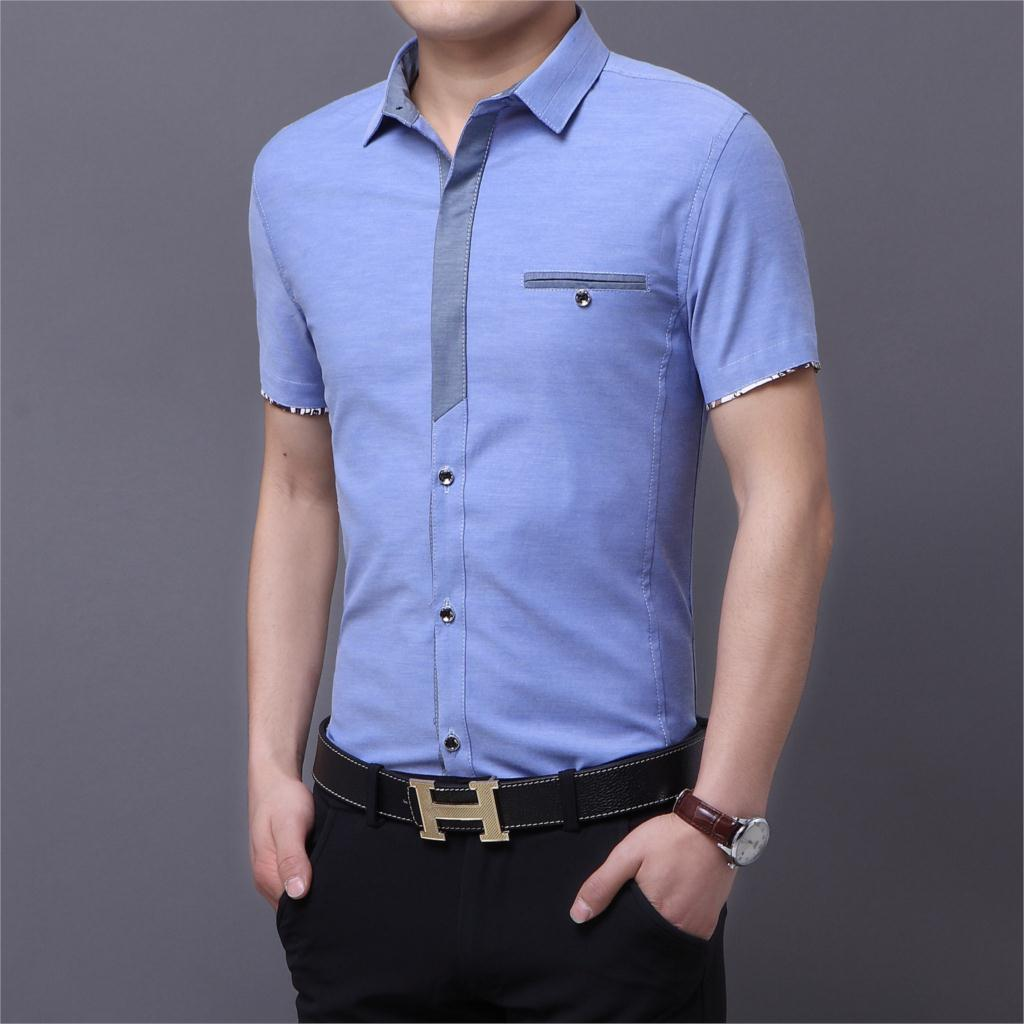 Gap short sleeve shirts for men are made from % cotton that's treated for added softness. Tailored for a perfect fit, they come in button-down style that makes for a casual or formal look, depending on the colors or prints you choose.