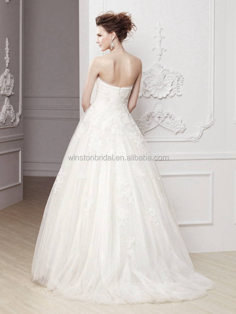 High quality custom made high low wedding dress patterns for High low wedding dress patterns