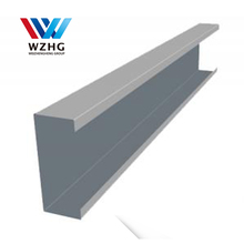 Factory direct hot koop <span class=keywords><strong>gegalvaniseerd</strong></span> <span class=keywords><strong>staal</strong></span> <span class=keywords><strong>z</strong></span> kanaal purlins metal stud en track
