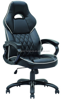 Large Size Big And Tall Gaming Chair High Back Computer Chair, Ergonomic  Racing Chair
