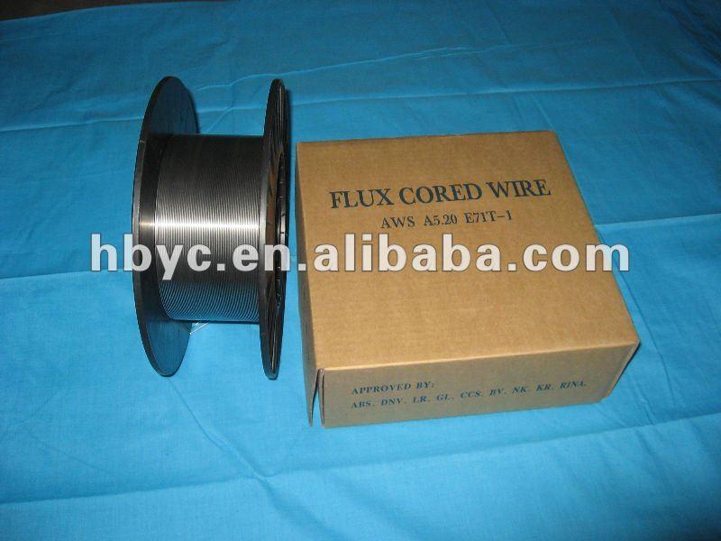 Sg2 Flux Core Mig Welding Wire E71t-1 0.8mm - Buy Sg2 Flux Core Mig ...
