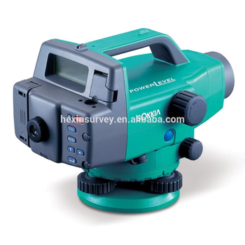 Hot Sell Sokkia SDL50 Dumpy Level with Wave-and-Read Technology