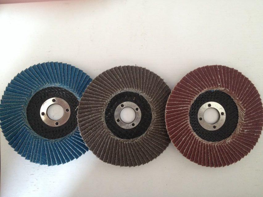 100x6x16 Fiber Grinding Wheel 3 Nets Fiber Glass Reinforced Resin ...