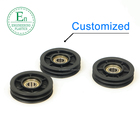 Logo Customization Pulleys Prices Nylon U Groove Sheave U Groove Pulleys by CNC Lathe