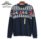 Knitted Mens Jumper Ugly Christmas Sweaters