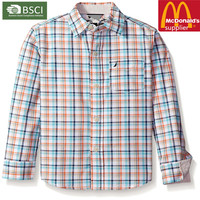 hebei shirt manufactures supply high quality uniform clothing store for school