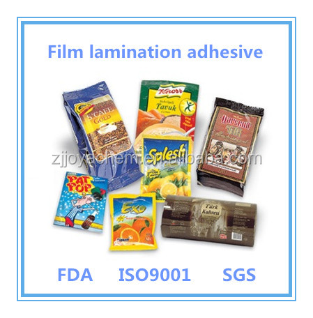 One component Film lamination PU adhesive