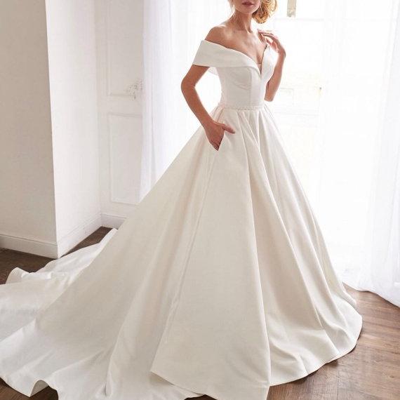 Venta Al Por Mayor Diseñadores De Vestidos Novia Compre