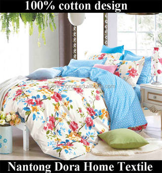 Soft 100 Cotton Bedsheets Home Hotel Bed Linen 6pcs Pure Stan Style Bedsheet Bedding