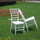 Factory Direct Resin Sillas Chiavari Chair Plastic Tiffany Chairs