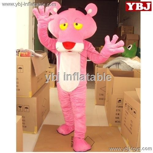 2015 the pink panther costume/ adult pink panther costume