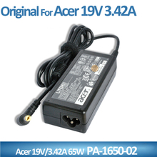 Delta laptop adaptor for acer 19v 3.42a 5.5*1.7mm power charger with EU US plug