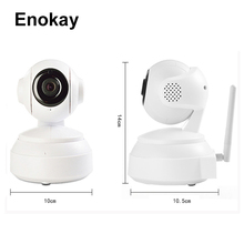 Wireless wifi home intelligent network 720 p hd monitor remote IP camera